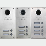Classic Video Intercoms<br />Low Rise Apartments