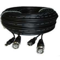 *Twin CCTV Cable for Power + Video