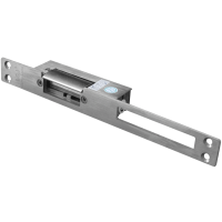 *Recess Mount electric striker plate to release locks