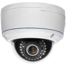 HD 1080P, dome security camera