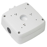 *Junction Box for IP + HD Bullet & Dome Camera installation