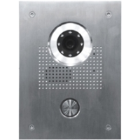 *Classic IP, flush mount video doorphone