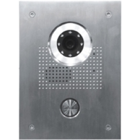 Classic IP, flush mount video doorphone