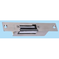 Recess Mount electric striker plate to release locks