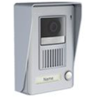 *Classic 2-wire, surface mount video doorphone