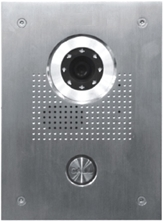 classic IP intercom video doorphone for homes