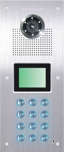classic IP intercom video doorphone for appartments