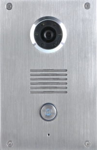 classic brand flush mount intercom doorphone